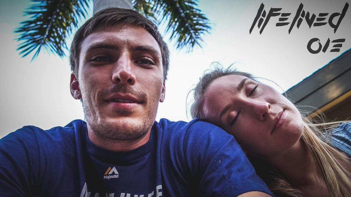 New vlog is up! Toss a retweet and go check it out! https://t.co/j5tCWsi4U6 https://t.co/9zGVUyKFTm