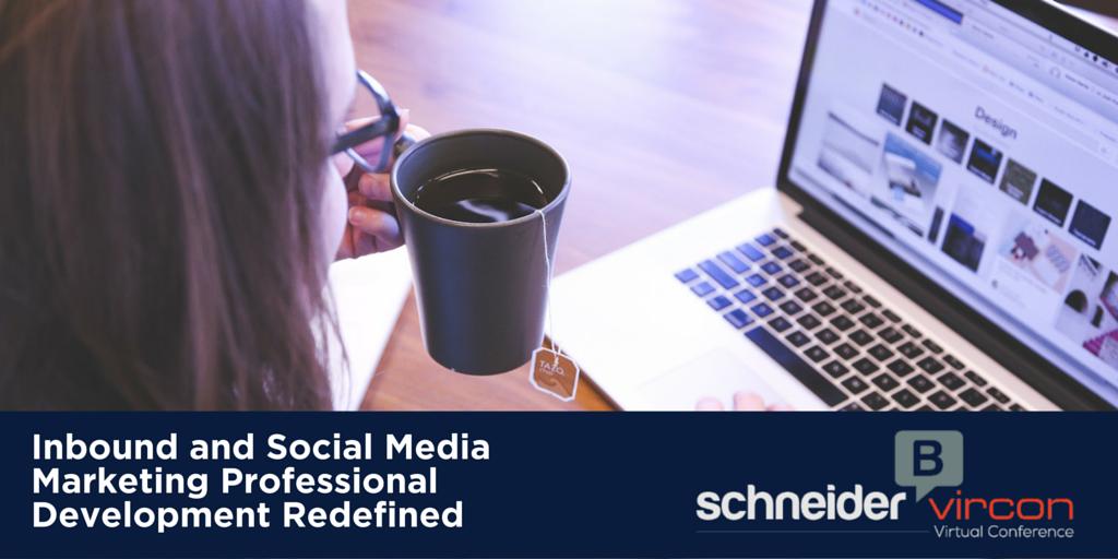 Inbound Marketing and Social Media Pro Dev redefined. Learn more! https://t.co/SQdmN3ElvT #socialmedia https://t.co/nYE9YmsVmM