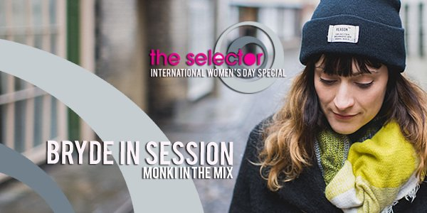 .@Goldierocks has a #IWD2016 special this week, feat. @brydeofficial & @monki_dj https://t.co/QFrcfGJv7V https://t.co/VneJAoS9xs