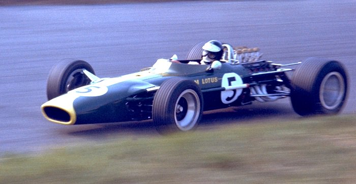 Happy Birthday to Jim Clark, who drove the Lotus 49 with our Cosworth DFV engine! https://t.co/Jqg117kr4V