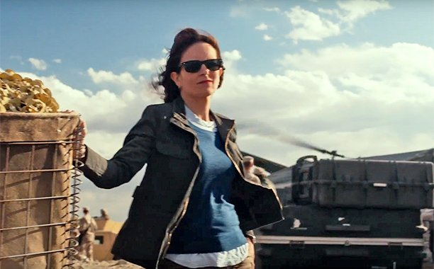 Tina Fey addresses the 'Whiskey Tango Foxtrot' casting controversy:
