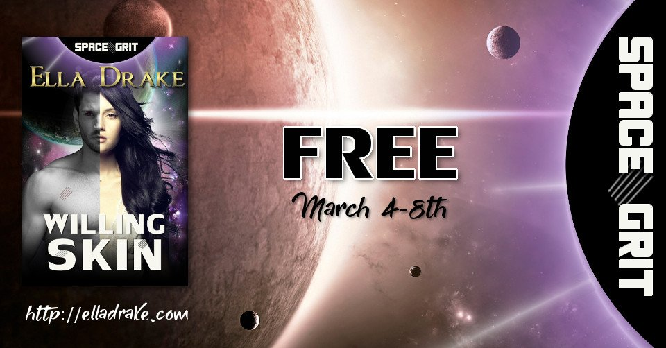Willing Skin is free on Amz through the 8th!  https://t.co/Av6rQlyrkO  #SpaceGrit #SFR #HEA https://t.co/RC5wccdURC