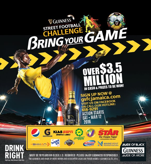 Do you have what it takes to rule the streets? Register your team NOW! #GSFC2016 https://t.co/tvHUu5Ythf MustBe18+ https://t.co/7hh5Ogk4Np