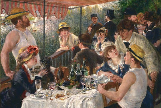 15 things you didn't know about #Renoir's Luncheon of the Boating Party, via @mental_floss https://t.co/xaxNk5j8Gb https://t.co/wcThajpfY0