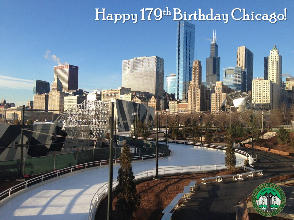 #HappyBirthdayChicago! 179 years and beautiful as ever! #ChiBirthday https://t.co/1DAZzxWOTy