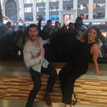 Good luck on @dancingabc @ginger_zee and @iamvalc! Can't wait to watch! https://t.co/Jyw7ZTAbei