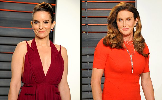 Caitlyn Jenner apologizes to Tina Fey for missing her at the Oscars: