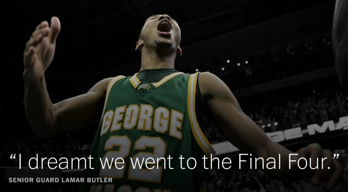 Mason Madness: An oral history of the most unlikely run in NCAA Tournament history