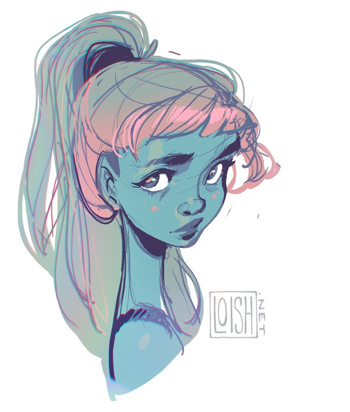 yay, i found some time to sketch a little today <3 part 1... https://t.co/ZPmoXY5iUs