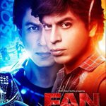 Brand new poster of #Fan. #Fan15April2016 #YRF #SRK https://t.co/h1e6pDTspg