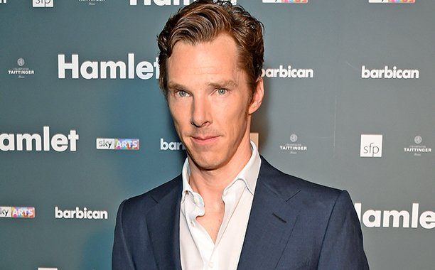 Benedict Cumberbatch has never appeared so sweet: