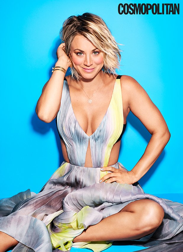 Kaley Cuoco hopes Big Bang Theory co-star rumours don't hurt her ex-husband