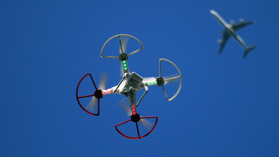 A drone comes within 16 feet of Air France plane in closest encounter
