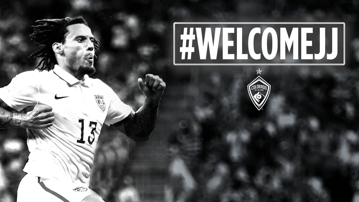 NEWS: #Rapids96 acquire Jermaine Jones from @NERevolution. #WelcomeJJ  https://t.co/fHo2yGkFnn https://t.co/80qg0OVjBE