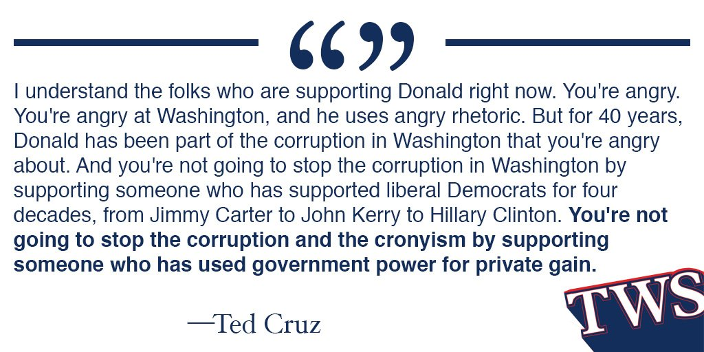 .@tedcruz attacks @realdonaldtrump https://t.co/LskkwBMCMp #gopdebate @jvlast https://t.co/lOzwqPZQfm