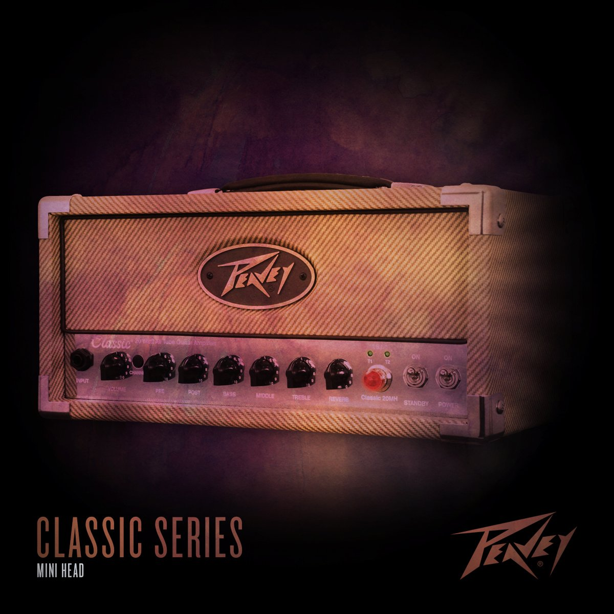 #Peavey Classics: A classic tone in a New World. #SoundIsOurStrength RT for a chance to win cool stuff from @Peavey! https://t.co/s9jzGDlOgB