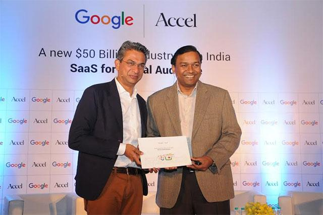 #Indian #SaaS companies will be valued at $50B by 2025, says Google-Accel report https://t.co/hGy7sN12K2 @manutoms https://t.co/u62SoqtjUB