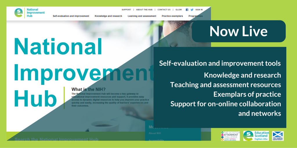 Browse the new Improvement Hub for educational materials and let us know what you think. https://t.co/SDoKVyDUYt https://t.co/gs2BV1zXo7
