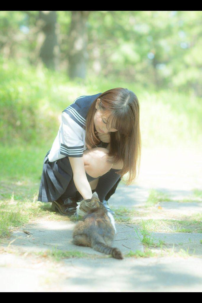 ふとん/立花はるさんの写真とつぶやき:セーラー。  p*ぷしゅか https://t.co/QJGSd4RXlF