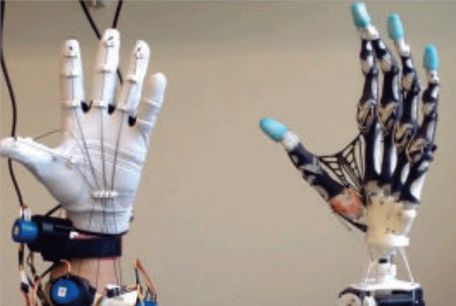 Researchers 3D Print 'Bones' to Make an Astonishingly Accurate Robotic Hand — https://t.co/u9A1TdxT4R #3DPrinting https://t.co/17tIeFfaAy