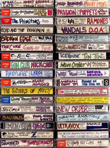 The lost art of cassette tape spines https://t.co/i37eZmUU2R https://t.co/qtkB1bf8pv
