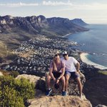 Beautiful afternoon getting up Lions Head in Cape Town. Steep at times, but worth it in the end! https://t.co/n3pPoz0HNU