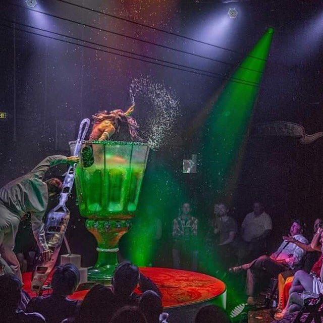 2yrs ago 2day @absinthevegas celebrated our 1500th show! ..Soon coming up on our 2500th show! Pic: @johnknopfphotos https://t.co/J8z3zU0Yob