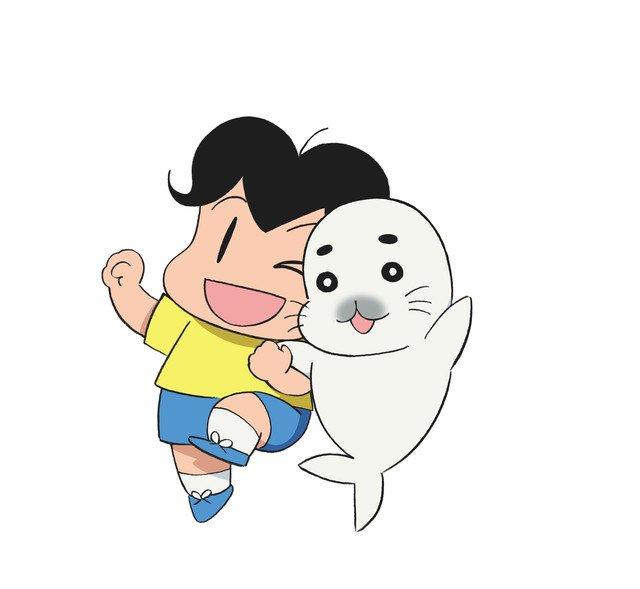 ろんがアニメ「少年アシベ」OP曲担当、作詞作曲はジミーサムP