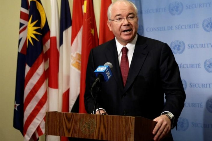 EEUU quiere dividir a Latinoamérica, afirma el embajador venezolano en la ONU https://t.co/rMrG9pJ1nP https://t.co/iFC7UTOxcP