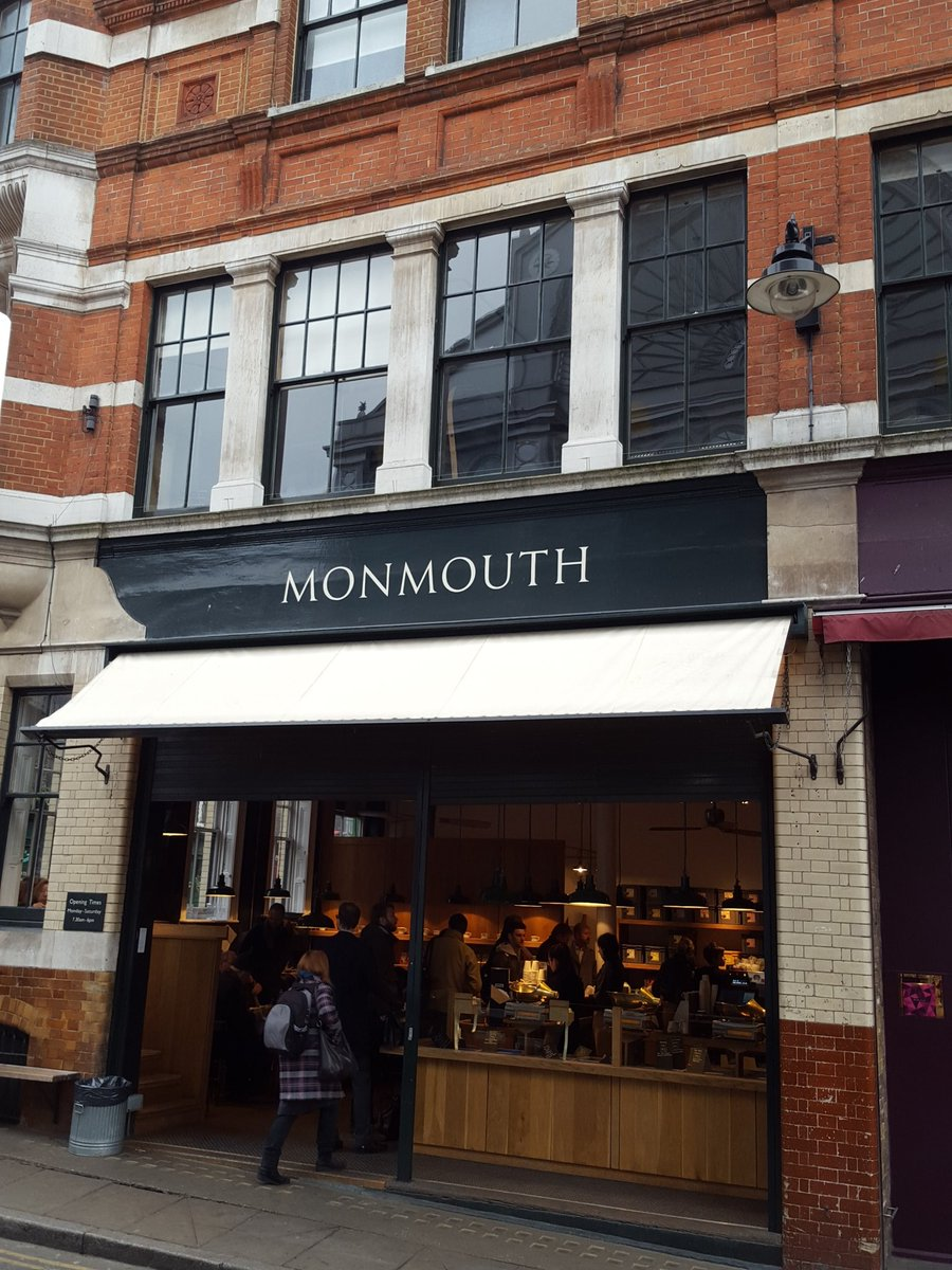 RT @JRrobertsonUK: The @JamiesFifteen @lexyfood @jamieoliver apprentices are opposite #Monmouth in @boroughmarket come and get Lunch! https…