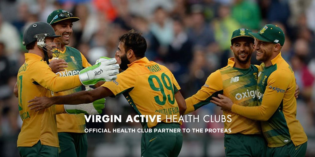 We're wishing the Proteas @OfficialCSA the best of luck today. Is the world ready for our #ProteaFire?