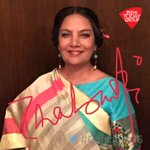 RT @IndiaToday: The bright, beautiful, and brainy @AzmiShabana at #Conclave16 https://t.co/7oDe5Tg6Yw