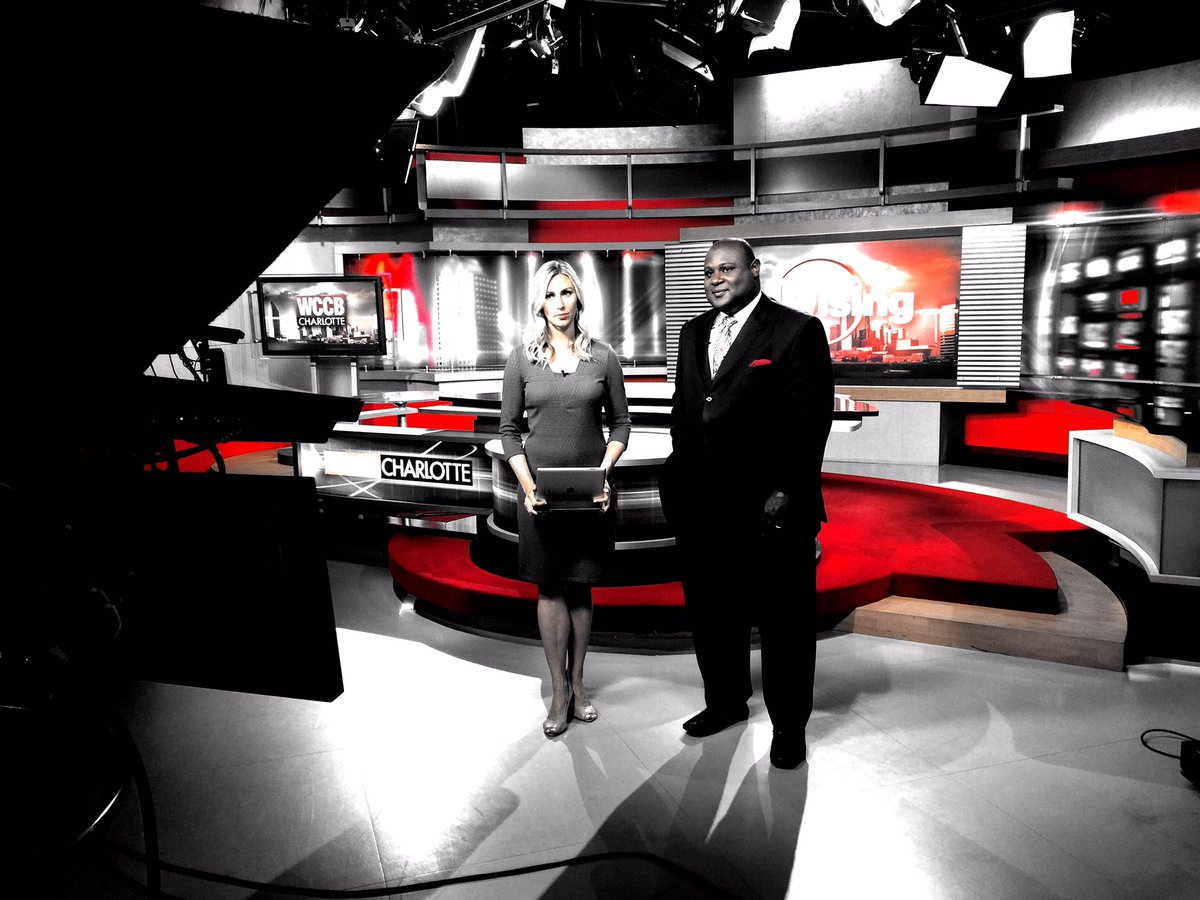 We've got @kris_zell & @tbates97 bringing you the best news and updates to get you ready for your day! #WCCB #Rising https://t.co/Sa9lt2I2PN