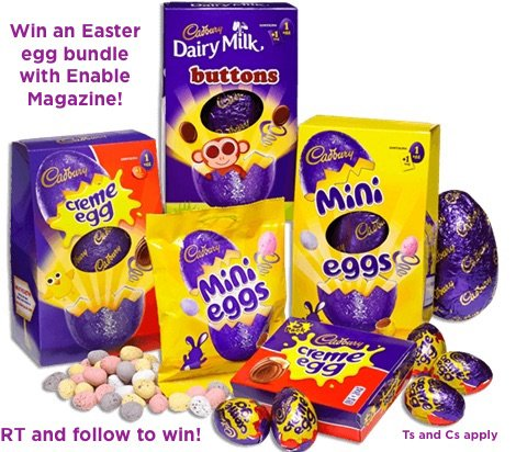 We're getting in the Easter spirit... RT and follow to win an Easter egg bundle! Ts&Cs: https://t.co/4ChNTZIZLp https://t.co/2TN0tpntxX