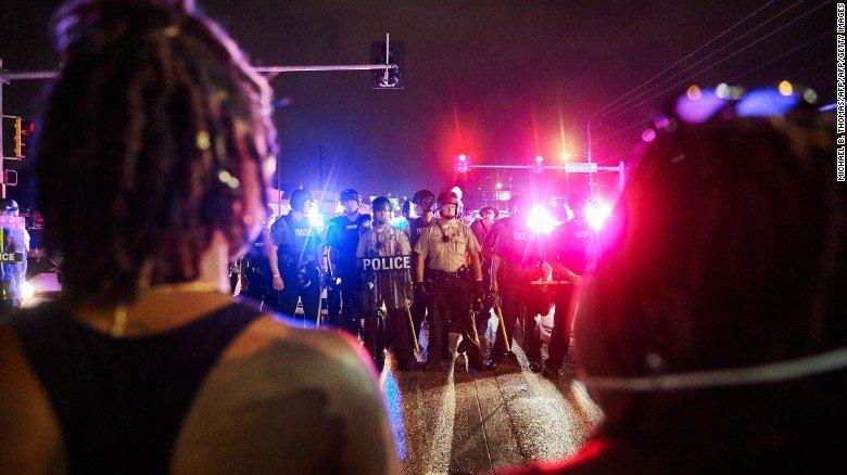 Ferguson commits to DOJ reforms