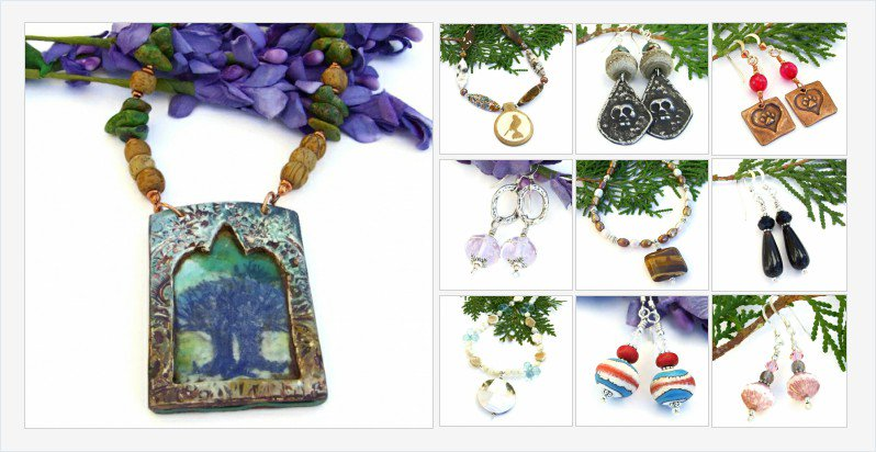 My new #blog #features unique #handmade #necklaces & #earrings! #Indiemade https://t.co/4kYWw12Tdb https://t.co/a3a1QwdYZp