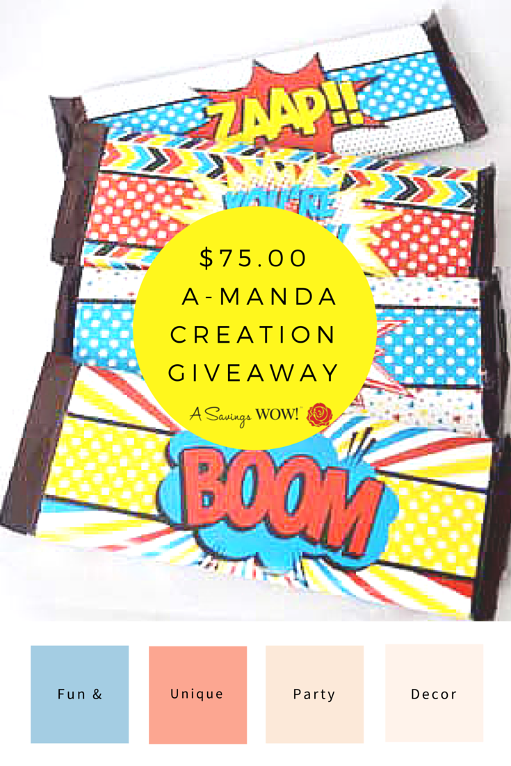 Enter this awesome #giveaway-$75 of A-Manda Creation printable invitations & decor https://t.co/x5UWcrtBqH #ad https://t.co/cXGFKKaiWk