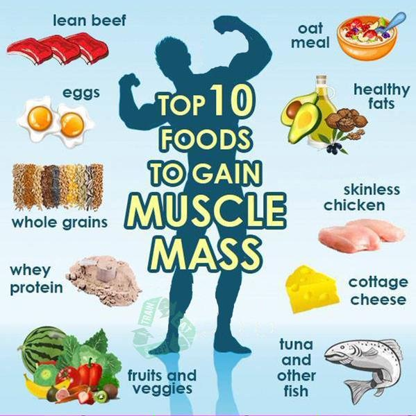 Looking for some food suggests to help you build #muscle?  Here are 10 options!  #fitness #Weightloss #bodybuilding https://t.co/pbHRR68beE