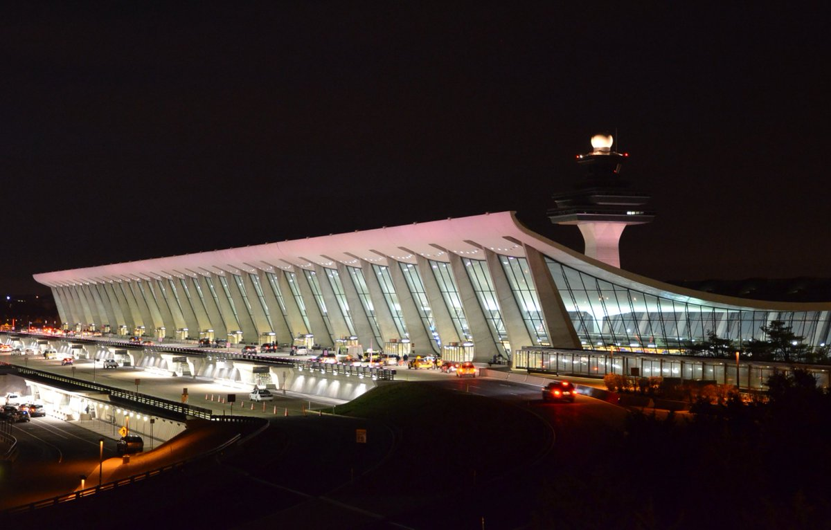 Washington's airports going PINK for @CherryBlossFest