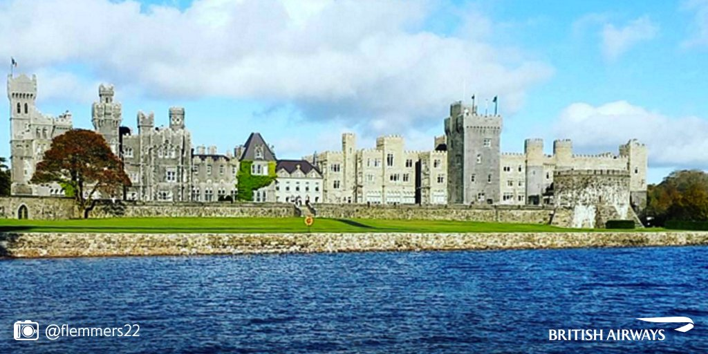 Want to sleep like an Irish aristocrat? The 5-Star @AshfordCastle is well worth the trip: