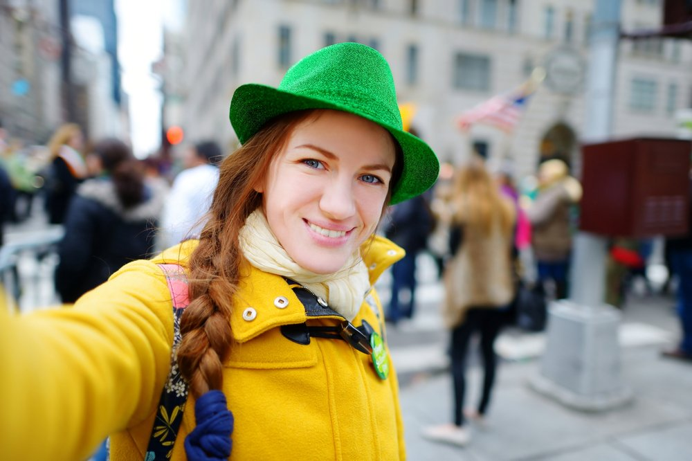 RT @flyfromlax: How are you celebrating stpatricksday - how about a cheapflight.
