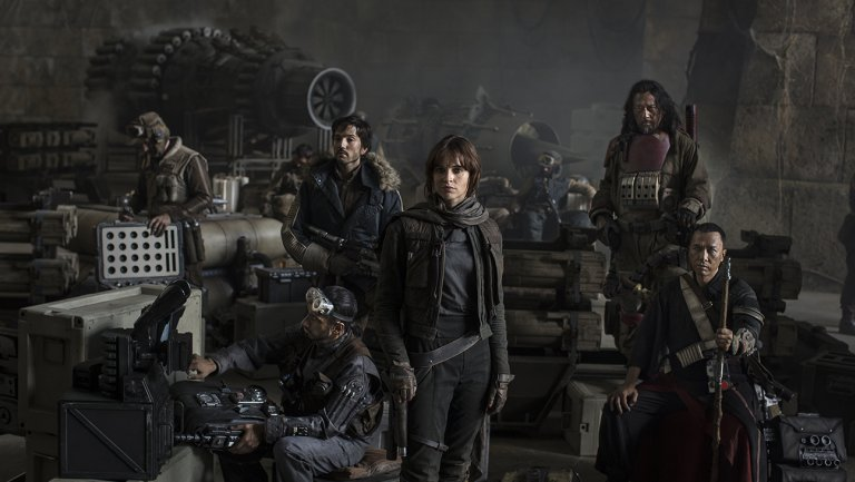 Marvel to launch 'Star Wars: Rogue One' comics in October