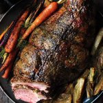 Italian Easter Lamb Menu