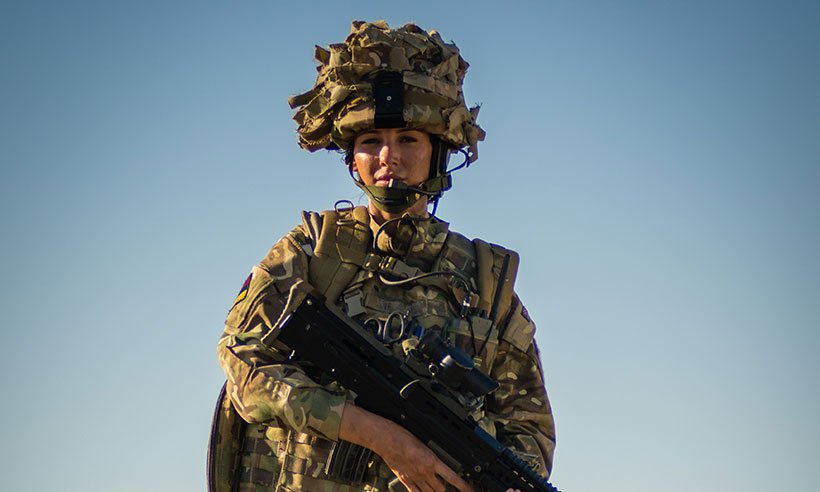 See the first photos of @MichKeegan in BBC drama OurGirl: