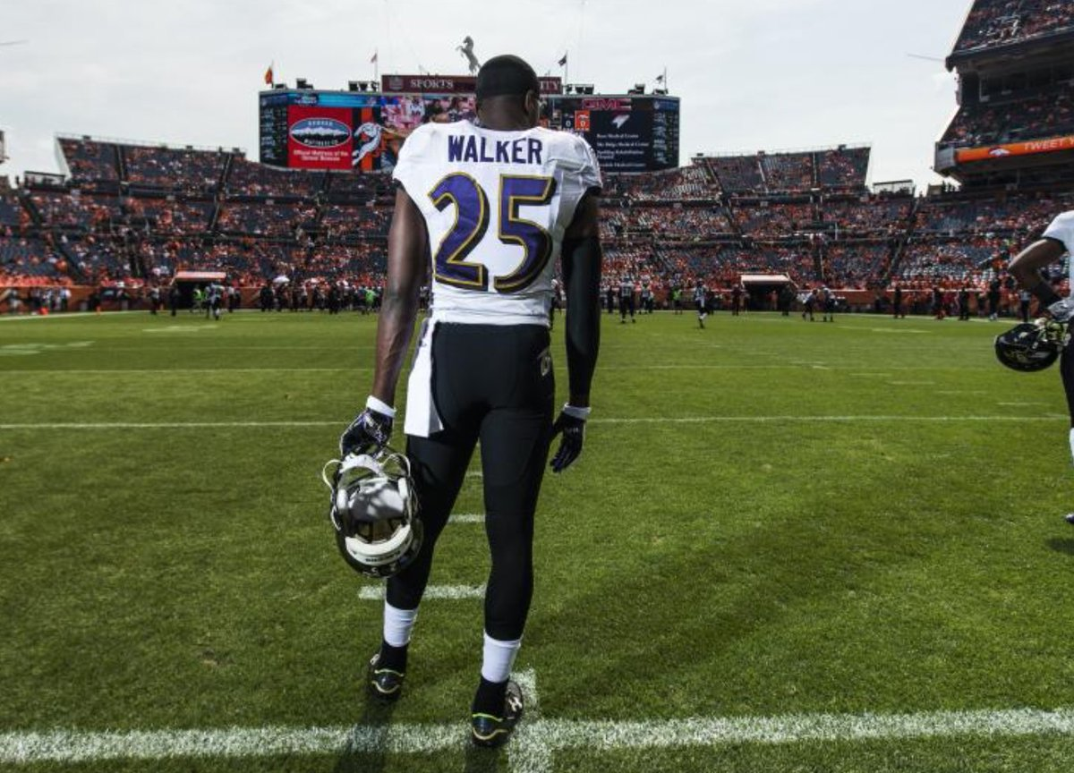.@Ravens cornerback #TrayWalker has been pronounced dead. He was 23 years old.  https://t.co/dFzXe3i2Hw https://t.co/7qom2xjMAh