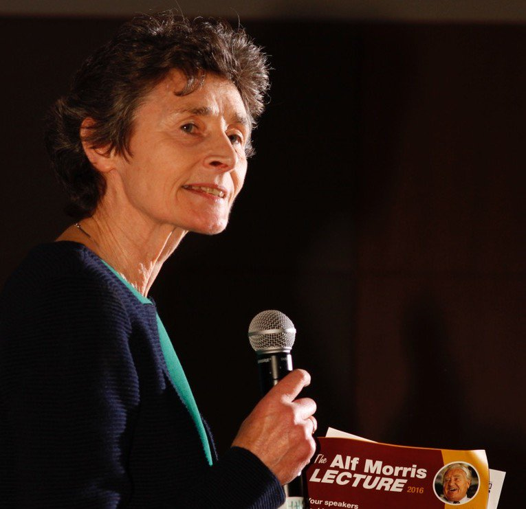 """""""It's not enough to want change. It must be fought for.""""  Baroness Estelle Morris at The Alf Morris Lecture 2016 https://t.co/CB9K5mad3k"""