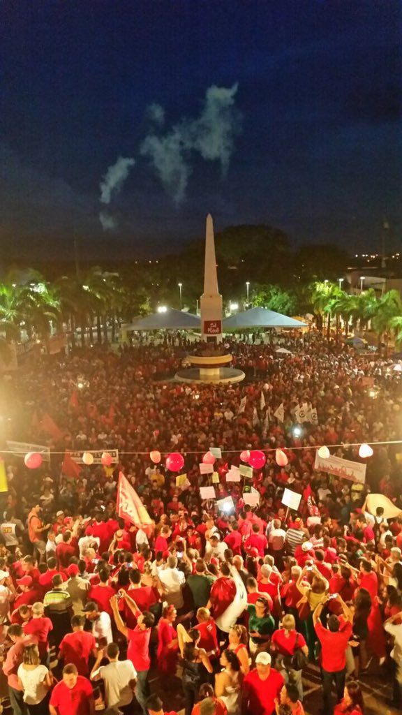 @ReginaSalomo #Acre #VemPraDemocracia https://t.co/FDyVyvvhJe