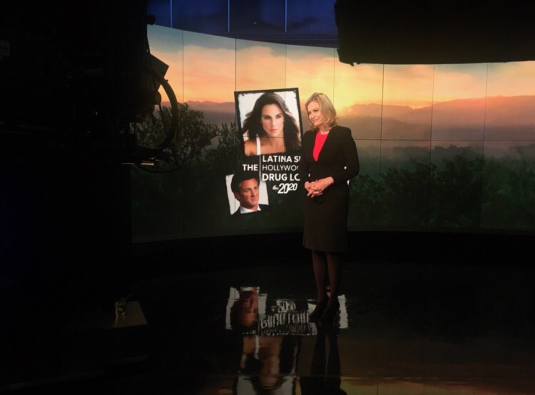 Starting now-A Latina superstar. A Hollywood actor. A drug lord. One of the wildest stories I've reported. @ABC2020 https://t.co/1N7HWoHNCq