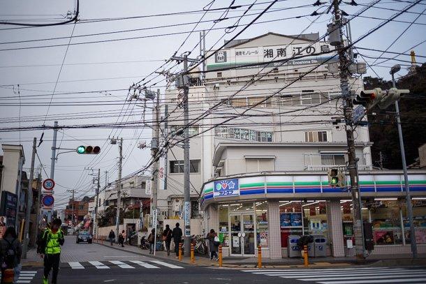 更新: 鎌倉と藤沢で「無彩限のファントム・ワールド」の聖地巡礼  (写真/英語 舞台探訪 / コンテンツツーリズム) #