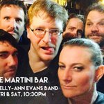 Kelly-Ann Evans Band onstage tonight! Happy hour & no cover til 10:30! @GeorgeStLive https://t.co/61qcWE85jH